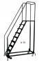 Тележка-лестница для склада готовой продукции ш-38